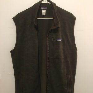 XL Patagonia Better Sweater Fleece Vest